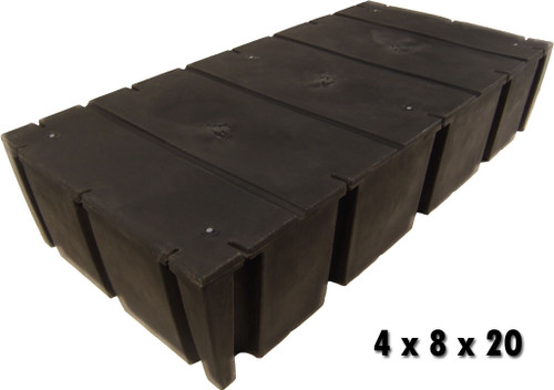 "HarborWare 4' x 8' x 20"" Dock Float Drums, 2688lbs"