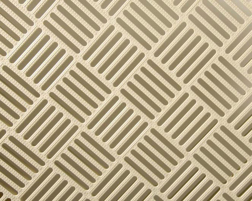 HarborWare Plastic Grate Decking Panels, 4' x 4'