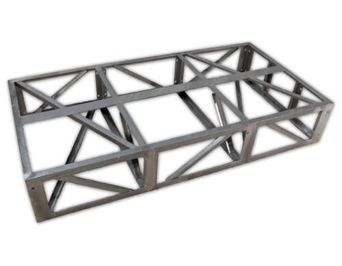 HarborWare 6'x6' Galvanized Steel Dock Frame