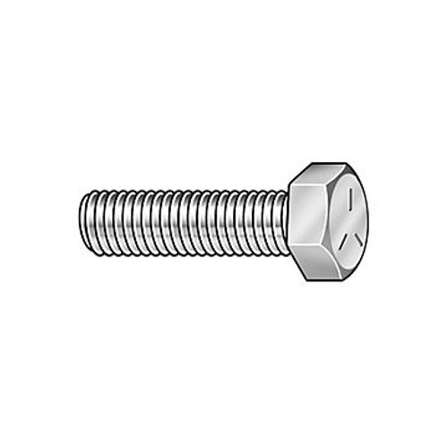 HarborWare Frame Zinc Bolt, 1/2'' x 1-1/2'' (Box of 46)