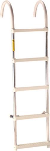 """Garelick 5 Step 11"""" Hook Ladder"""