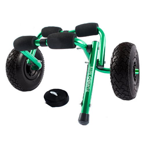 Seattle Sports TurboMite Green Kayak Cart