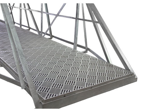 HarborWare Dock Gangway with Decking, 4'x10'