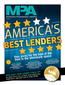 2014 Mortgage Professional America October issue (soft copy only)