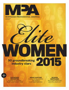 2015 Mortgage Professional America June issue (soft copy only)