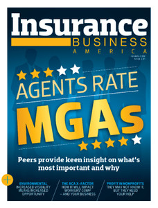 2014 Insurance Business America March issue (soft copy only)