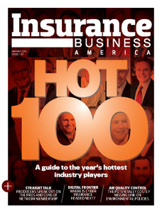 2016 Insurance Business America February issue (available for immediate download)