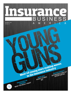 2014 Insurance Business America September issue (soft copy only)
