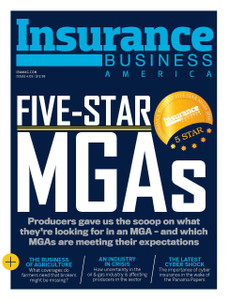 2016 Insurance Business America June issue (soft copy only)