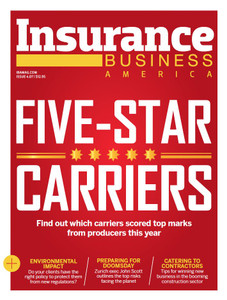 2016 Insurance Business America August issue (soft copy only)