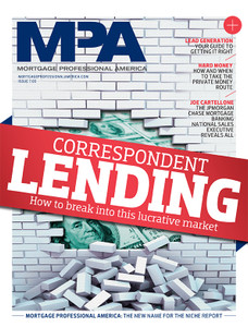 2013 Mortgage Professional America June issue (available for immediate download)