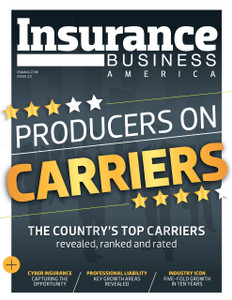 2014 Insurance Business America November issue (soft copy only)