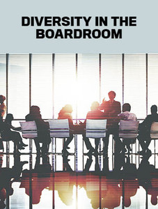 Diversity in the boardroom (soft copy only)