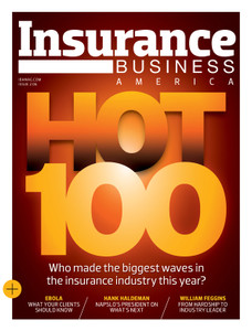 2015 Insurance Business America January issue (available for immediate download)