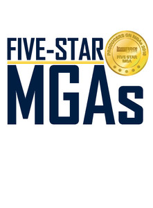 2016 Insurance Business Five-Star MGAs (soft copy only)