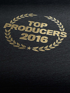 2016 Insurance Business Top Producers (soft copy only)