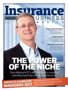 2017 Insurance Business America April issue (soft copy only)