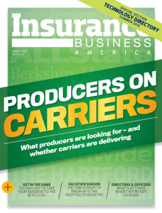 2015 Insurance Business America July issue (available for immediate download)