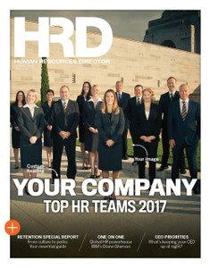 Custom cover (PDF only) - HRD Asia Top HR Teams