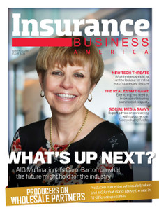 2017 Insurance Business America June issue (available for immediate download)