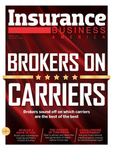 2017 Insurance Business America August issue (available for immediate download)