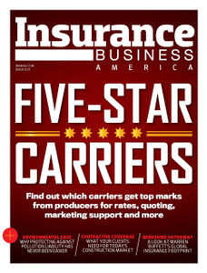 2015 Insurance Business America August issue (available for immediate download)