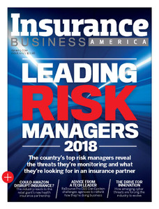 2018 Insurance Business America March issue (available for immediate download)