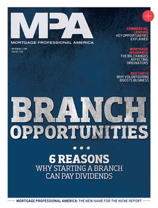 2013 Mortgage Professional America August issue (soft copy only)