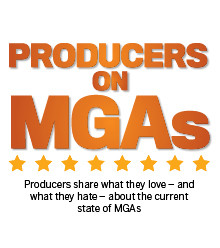 Producers on MGAs (soft copy only)