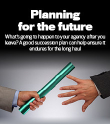Planning for the future (soft copy only)