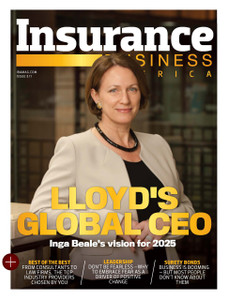 2015 Insurance Business America December issue (soft copy only)
