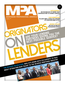 2014 Mortgage Professional America August issue (soft copy only)