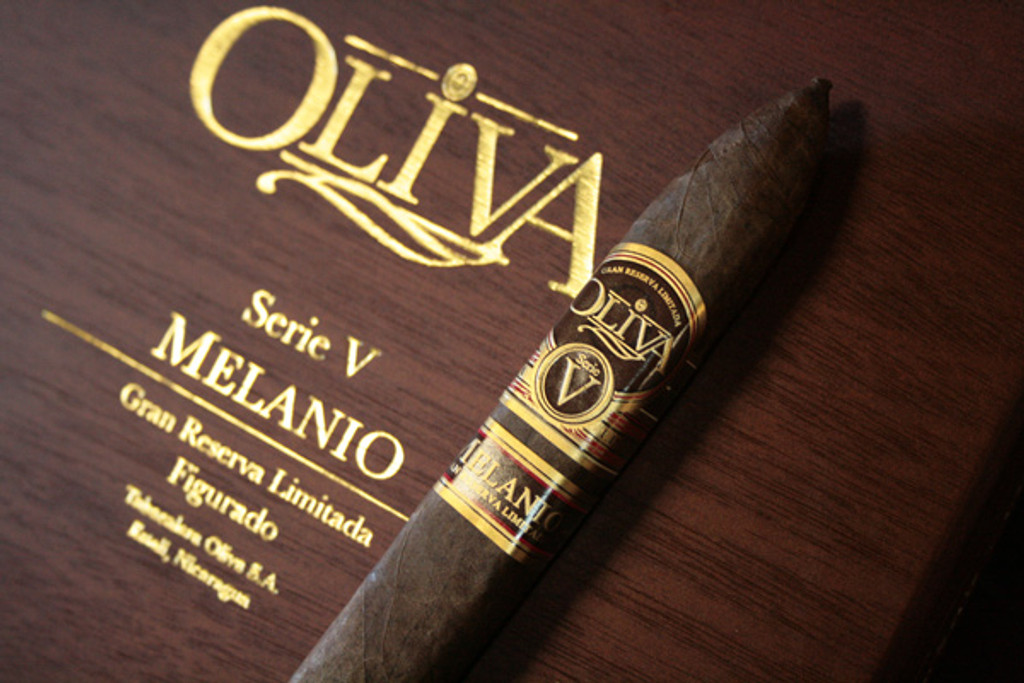 Oliva Series V Melanio Figurado - Best Cigar 2014