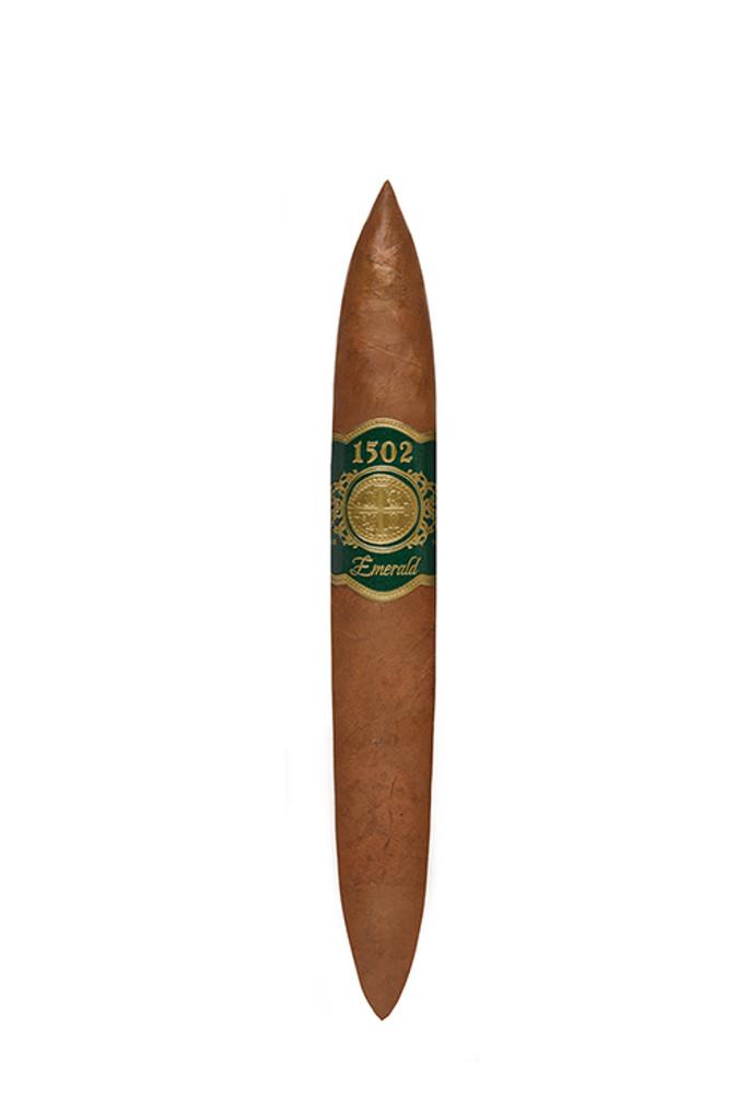 1502 Emerald Perfecto Box Pressed Cigar