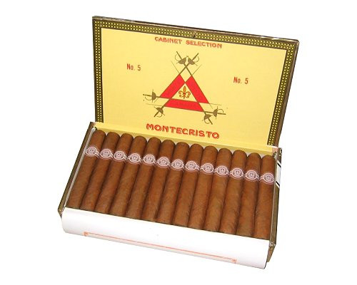 Montecristo No. 5 - Box of 25