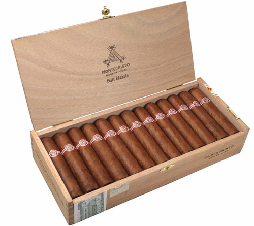 Montecristo Petit Edmundo - Box of 25
