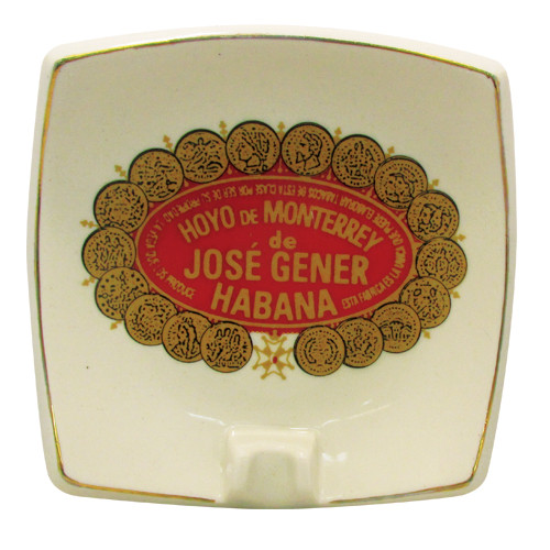 Ceramic Ashtray Hoyo de Monterrey