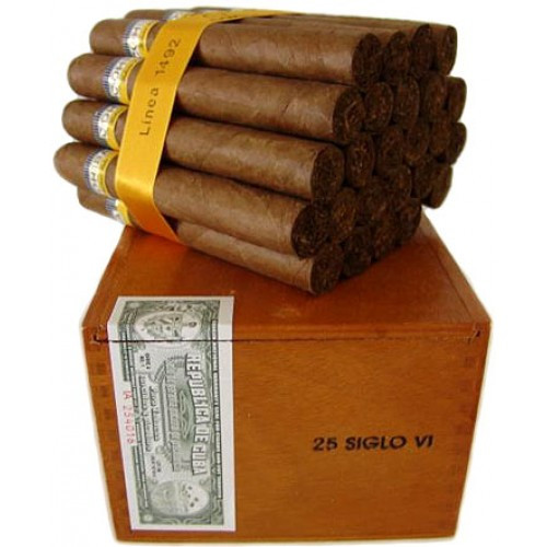 Cohiba Siglo VI - Box of 25