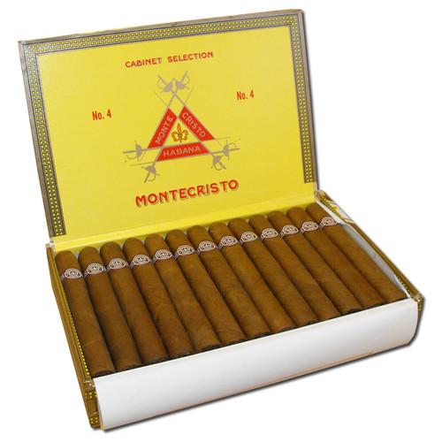 Montecristo No. 4 - Box of 25