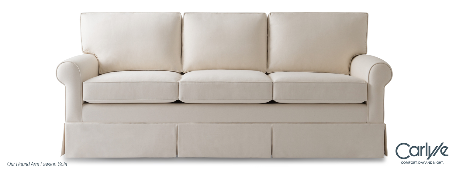 Perfect Custom Sofas, Sofa Beds, Sectionals, Chair Beds, Daybeds | Carlyle