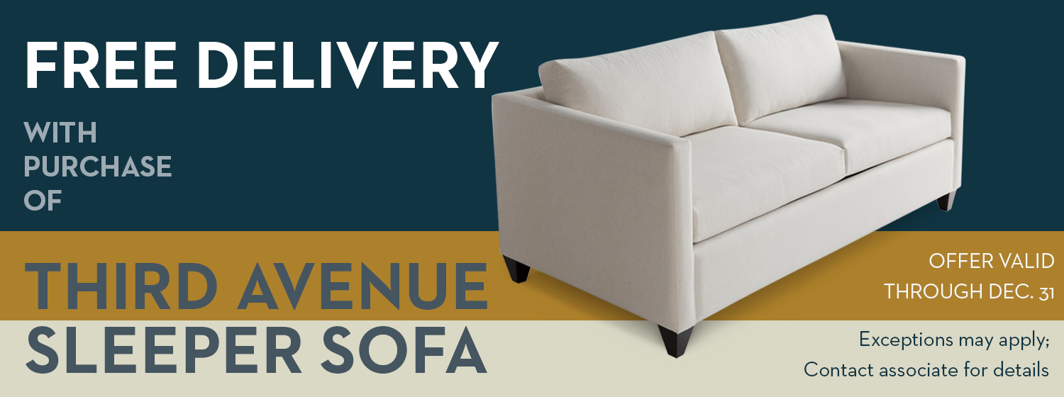 Custom Sofas, Sofa Beds, Sectionals, Chair Beds, Daybeds | Carlyle