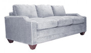 Notch Arm Sofa