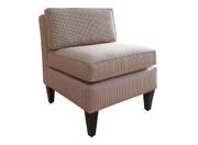 Sandy Armless High-Line Chair