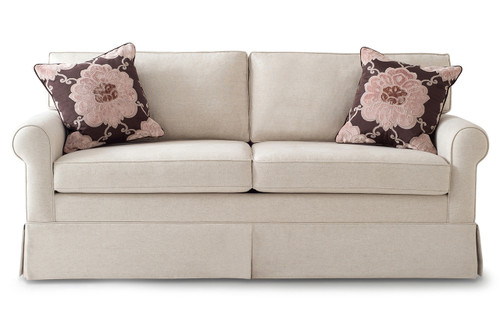 Perfect ... Round Arm Lawson Sofa. Image 1