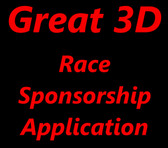 Race Sponsorship Application - Read Description Below before submitting your application
