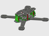 lil Bastard Quadcopter CAD and STL Files (Free Download)