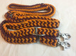 Nylon Braided & Knotted Roping Reins
