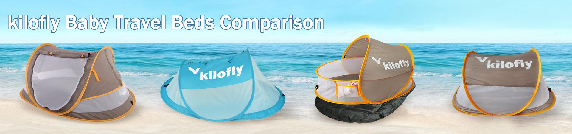 kilofly beach tent travel bed