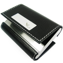 Business Card Holder - 2 Storage Slots - Derek, with kilofly Mini Gift Card