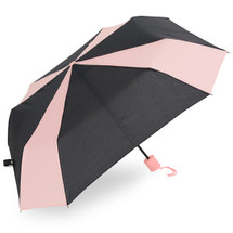 kilofly Cool Square Shape Anti-UV Auto Open/Close Folding Travel Umbrella